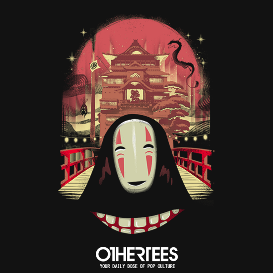 OtherTees: Welcome to the Magical Bath House