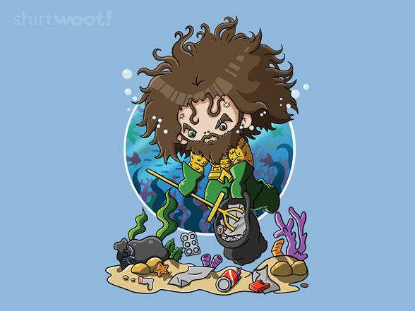 Woot!: Ocean Duty