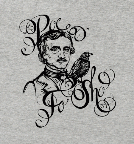 BustedTees: Poe Fo Sho