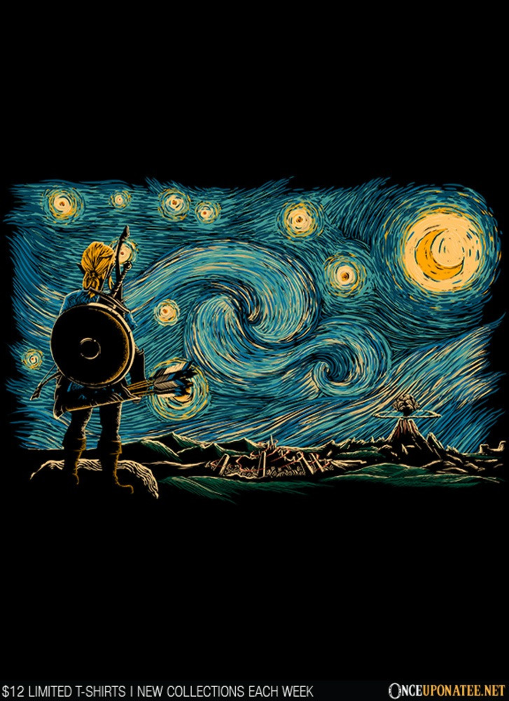 Once Upon a Tee: Starry Wild