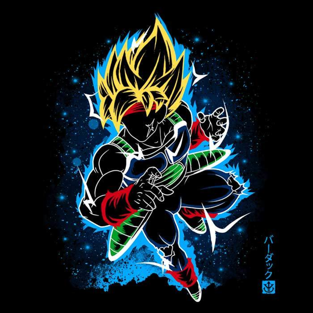 Once Upon a Tee: The Saiyan Father