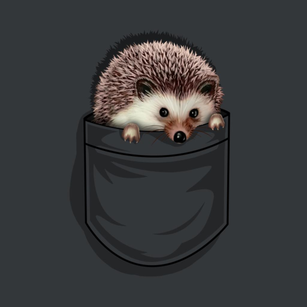NeatoShop: Hedgehog The Pocket Traveler