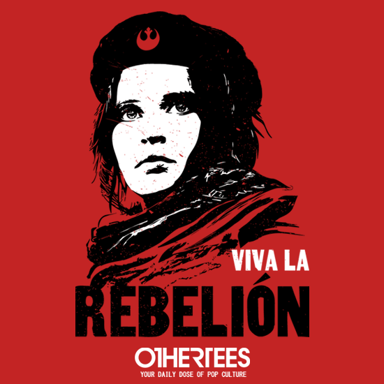 OtherTees: Viva la Rebelion