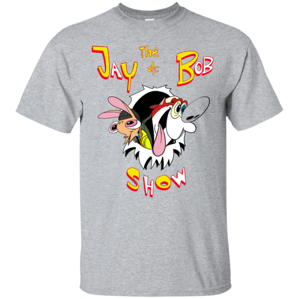 Pop-Up Tee: Jay & Bob