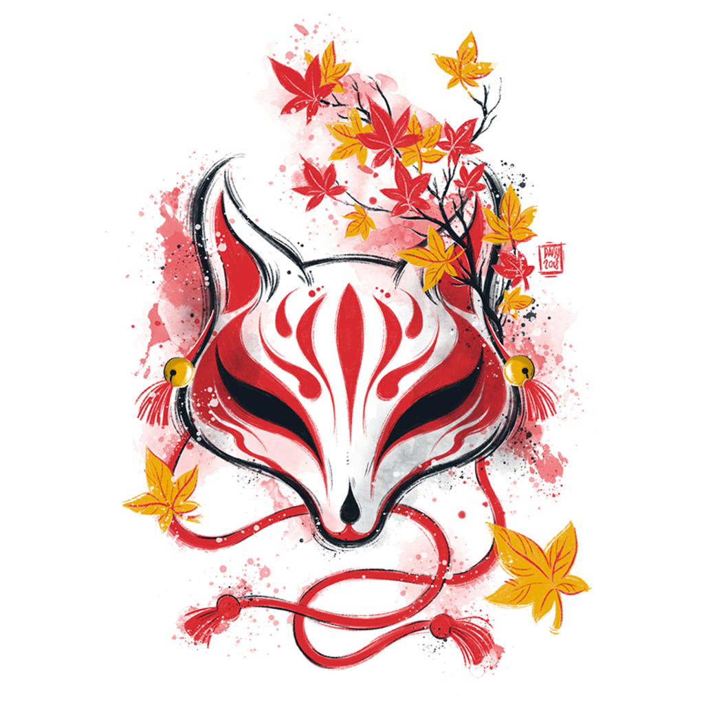 Wistitee: Autumn Kitsune