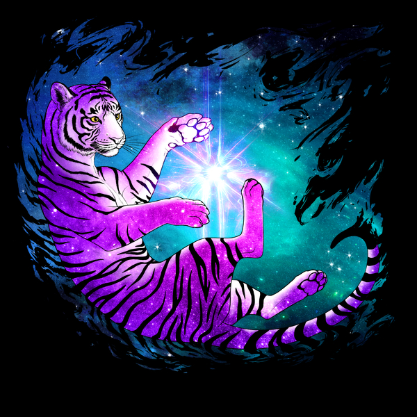 NeatoShop: Space Tiger