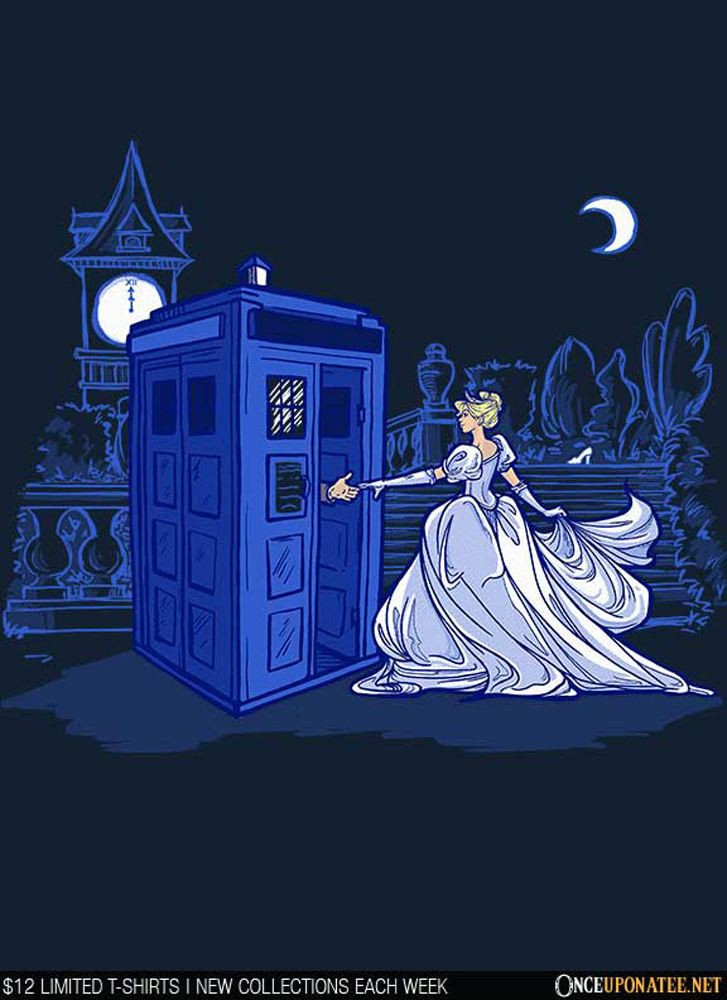 Once Upon a Tee: Come Away With Me