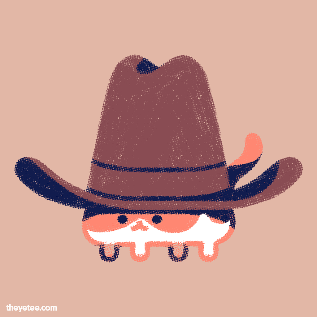 The Yetee: Original Cowboy