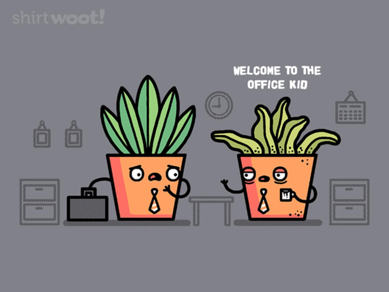 Woot!: Office Plants