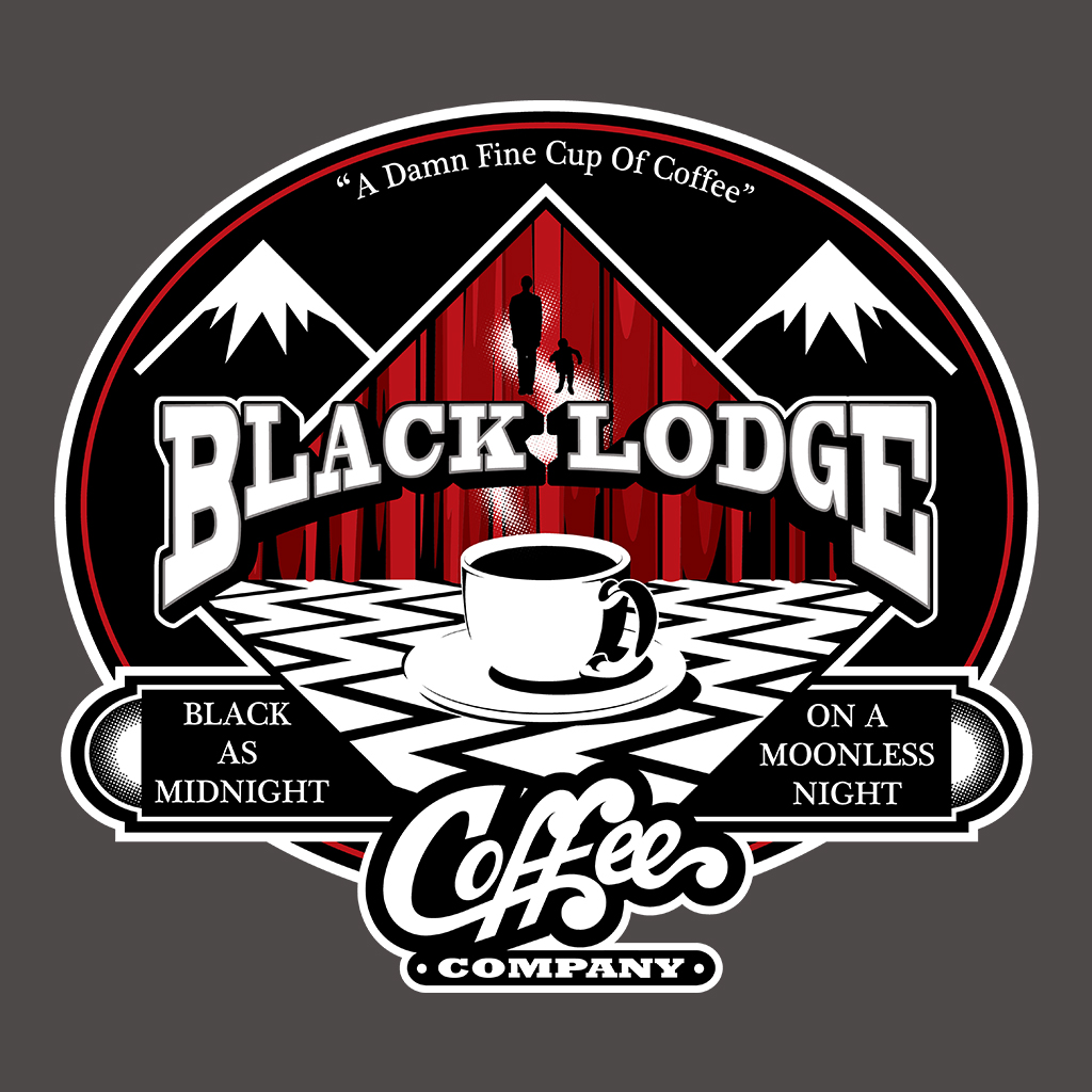 TeeTee: Black Lodge Coffee Company