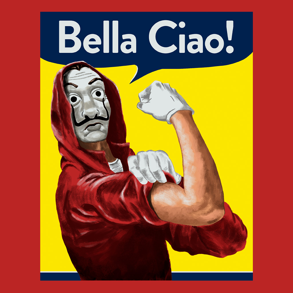 TeeTee: Bella Ciao!