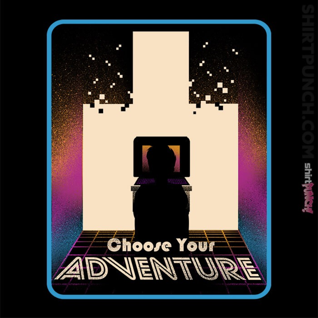 ShirtPunch: Choose Your Adventure
