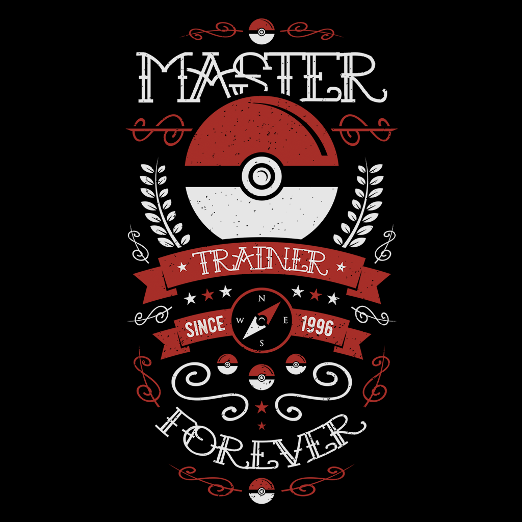 Pop-Up Tee: Master Trainer