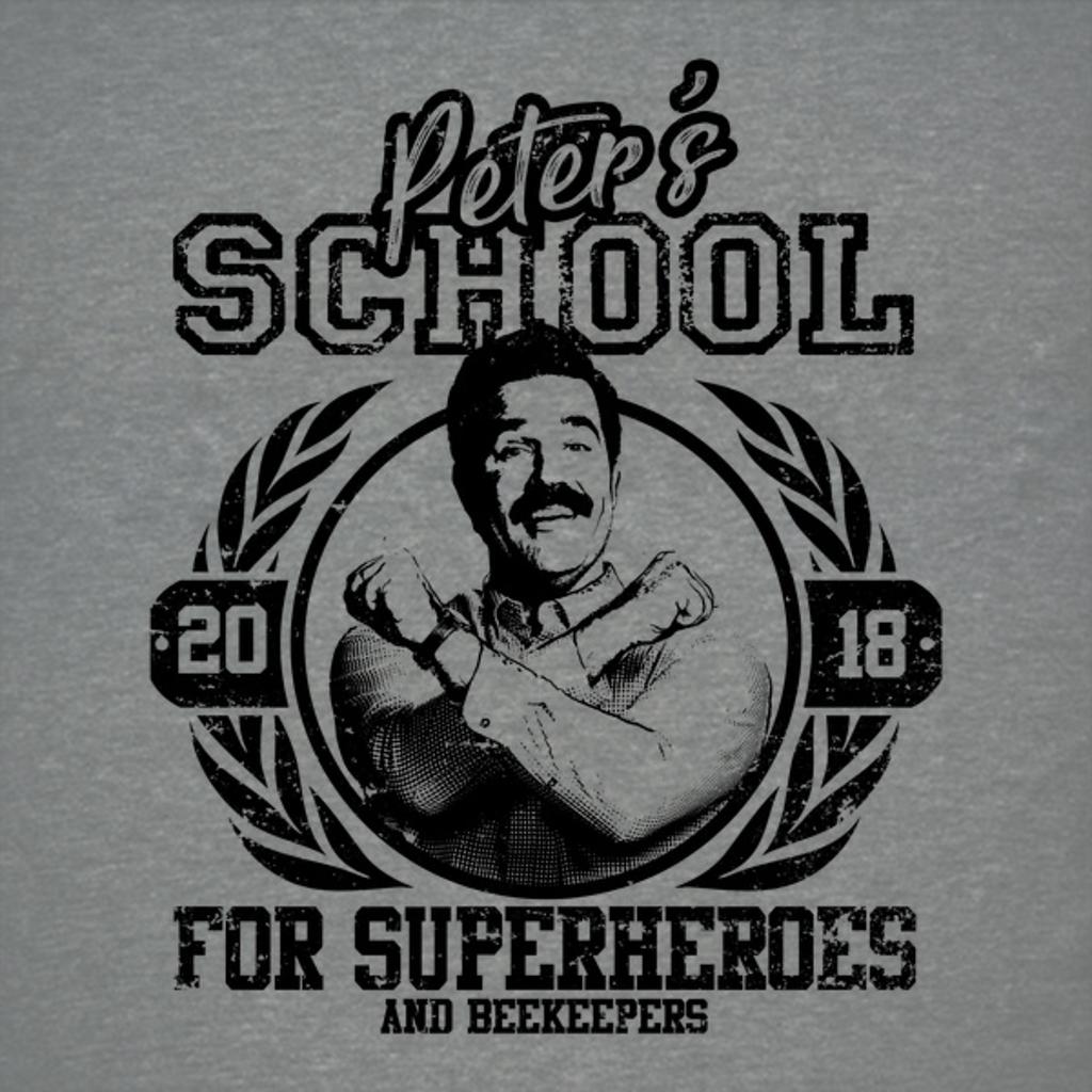 NeatoShop: Peter's school