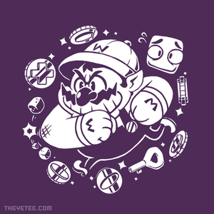 The Yetee: Loot Brute