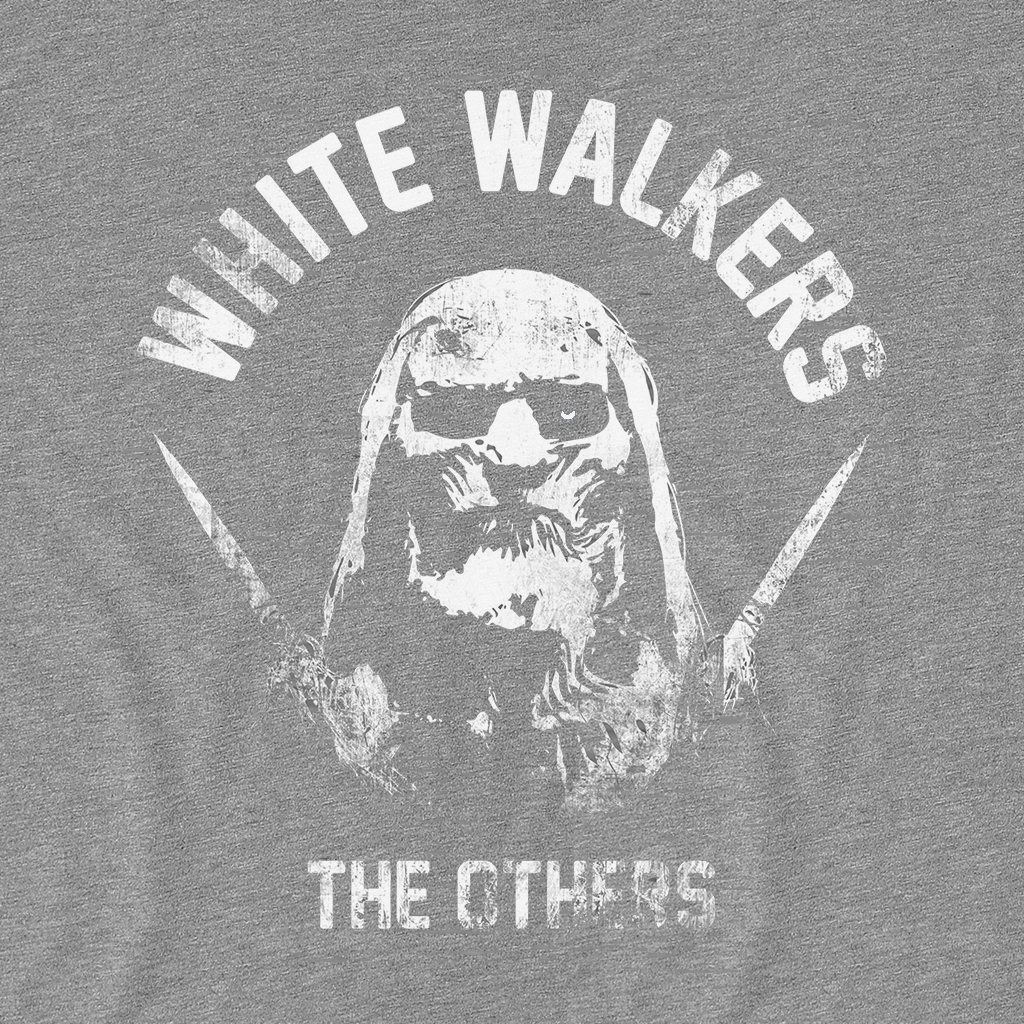 Pop-Up Tee: White Walkers