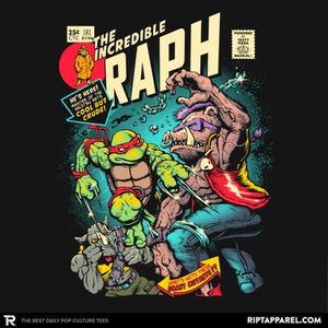 Ript: The Incredible Raph