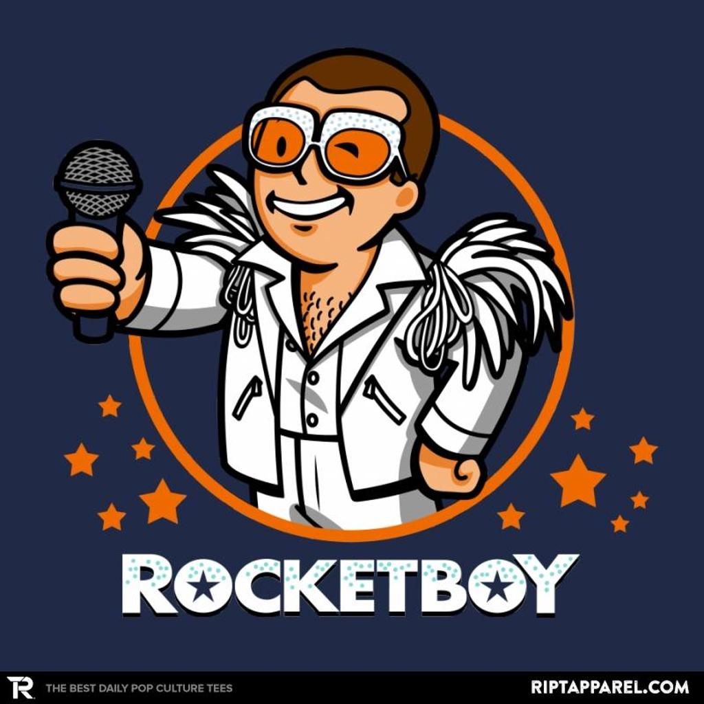 Ript: Rocket Boy