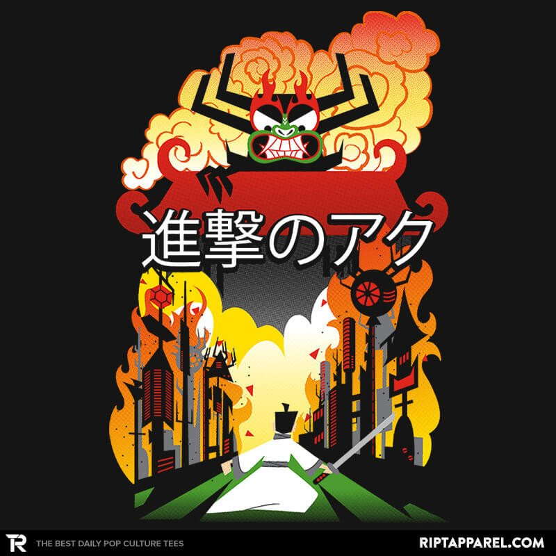 Ript: Attack on Aku