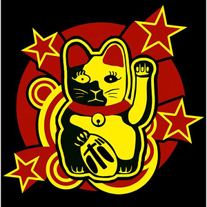 Shirt Battle: MANEKI NEKO (LUCKY CAT)
