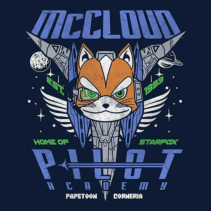 Once Upon a Tee: McCloud Pilot Academy