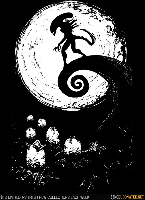 Once Upon a Tee: Nightmare