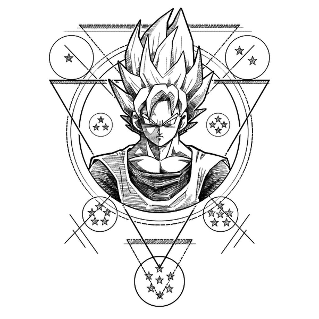 NeatoShop: Geometry Warrior (1nk)