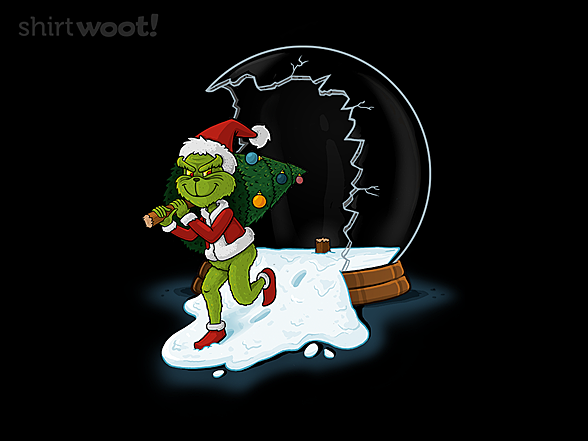 Woot!: A Grinchy Escape