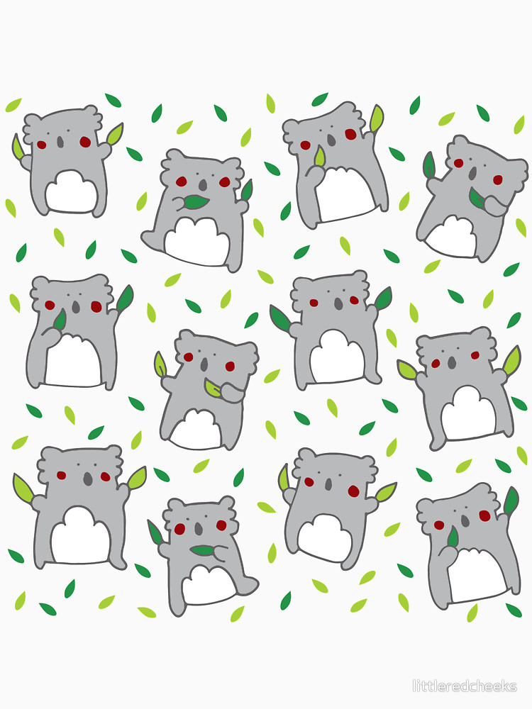 RedBubble: Koala dance