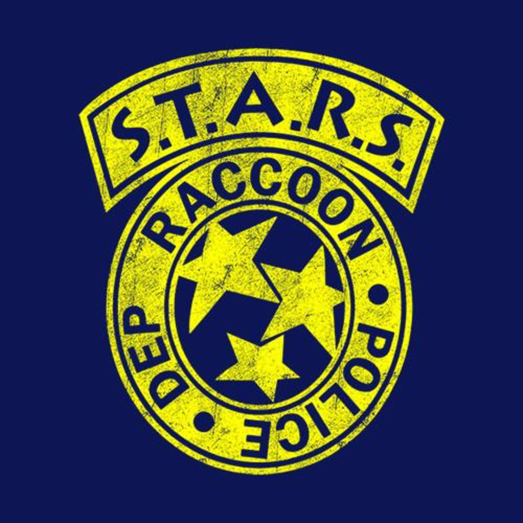 Five Finger Tees: S.T.A.R.S. Raccoon Police Dept. T-Shirt