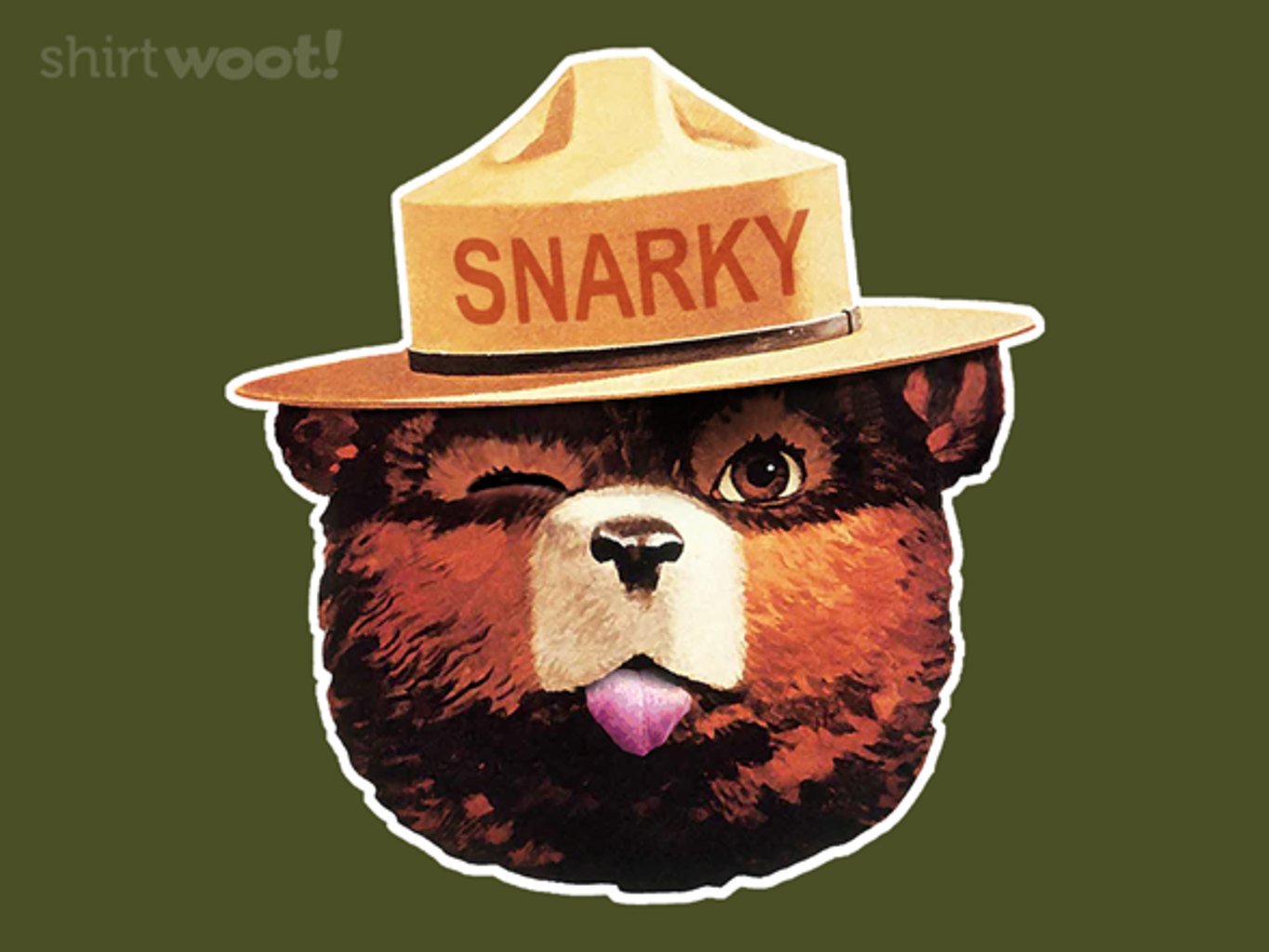 Woot!: Snarky the Bear