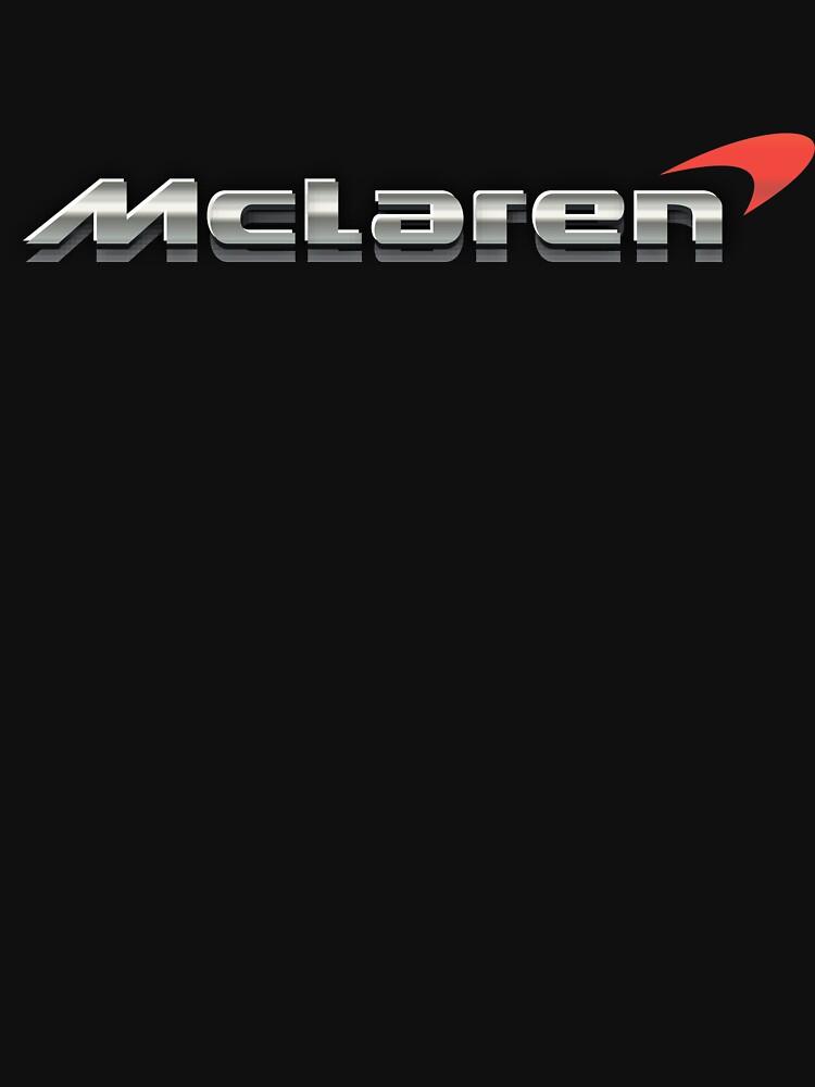 RedBubble: Mclaren Logo