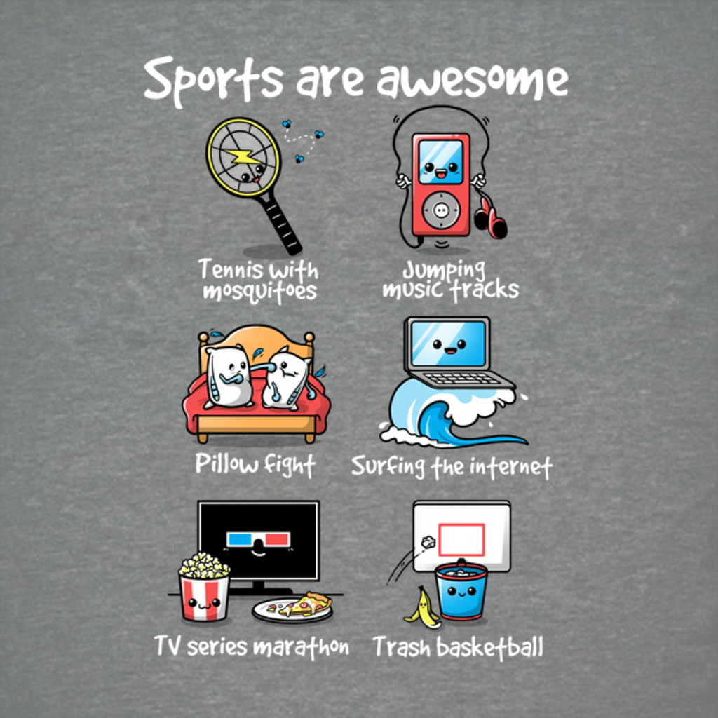 NeatoShop: Sports are awesome