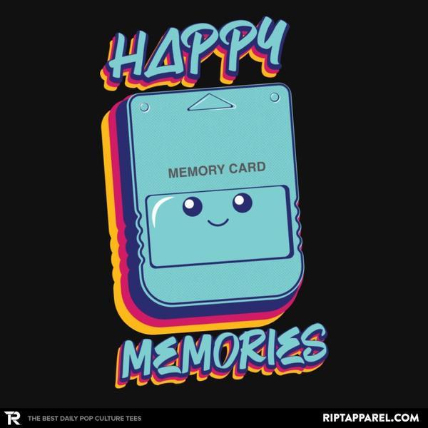 Ript: Happy Memory Card