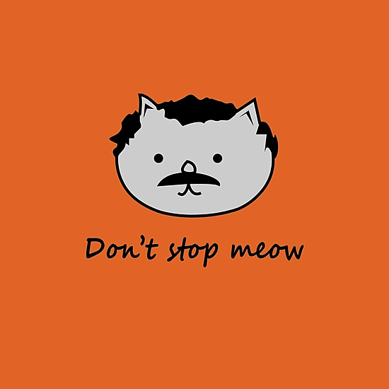 BustedTees: meow