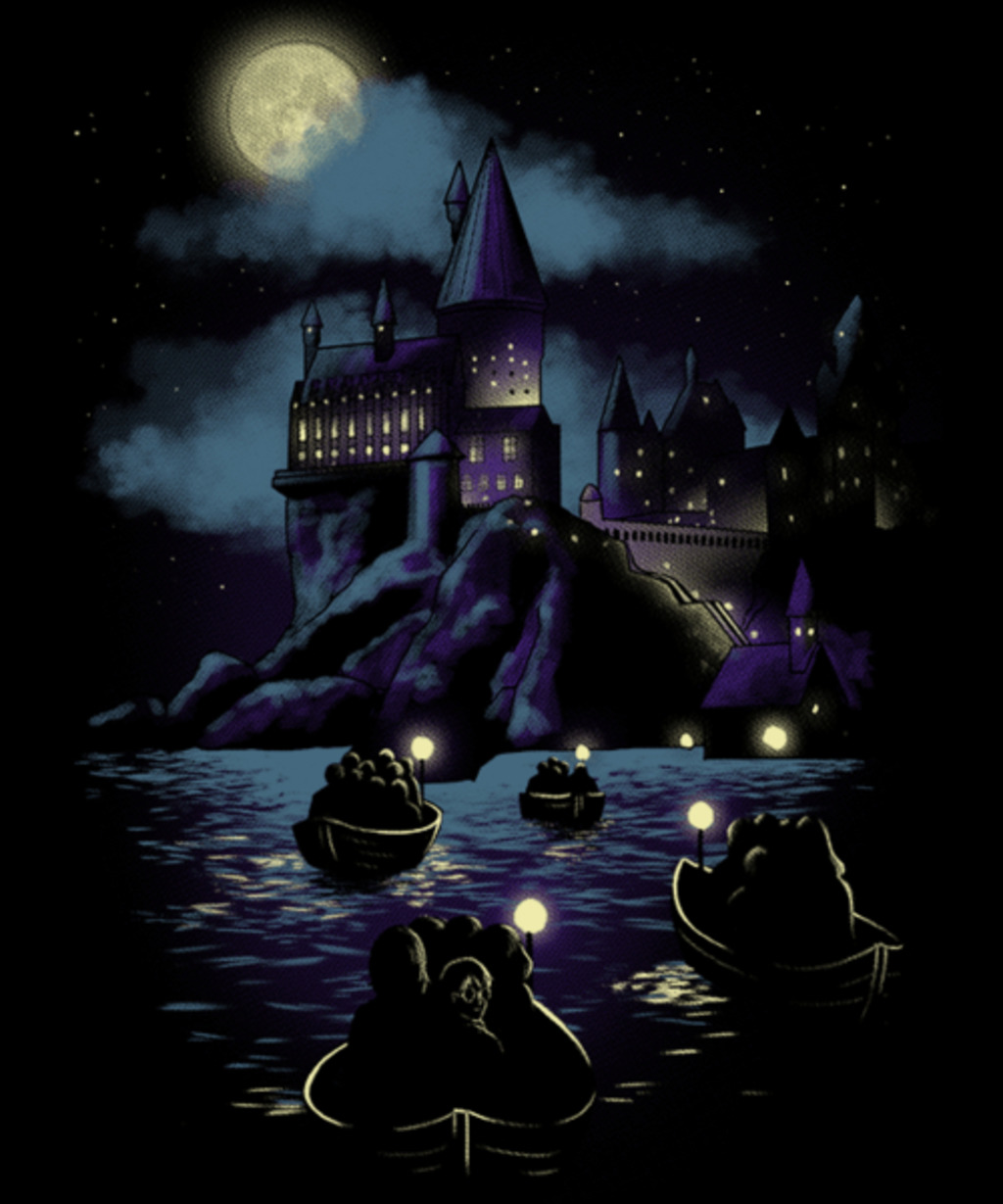 Qwertee: Magic Night
