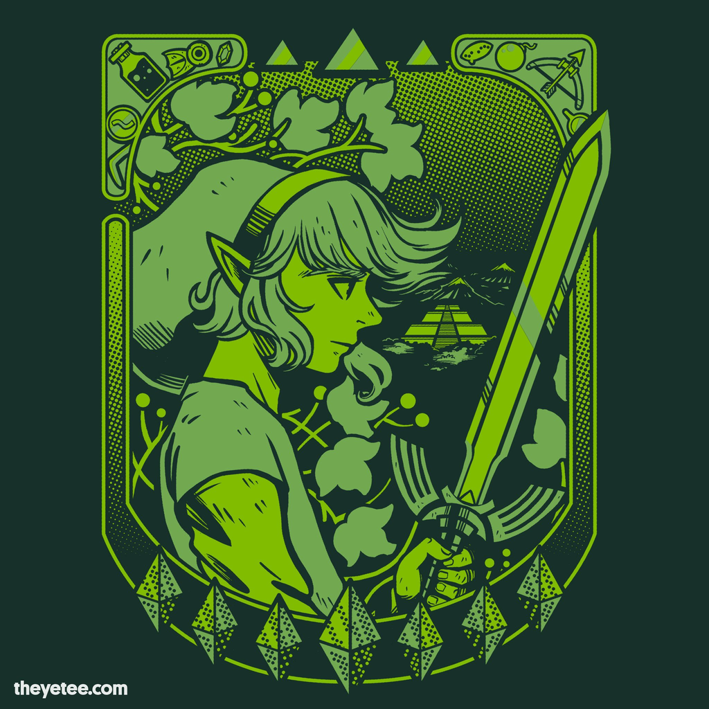The Yetee: Hero of the Forest