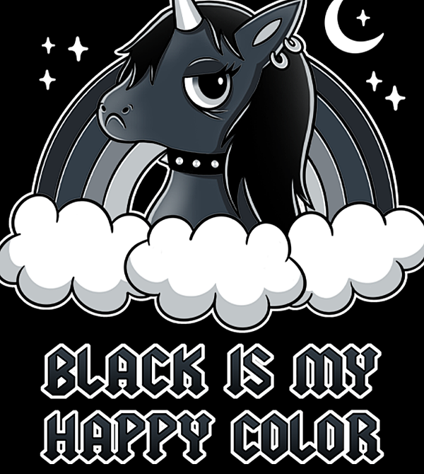 teeVillain: My Happy Color