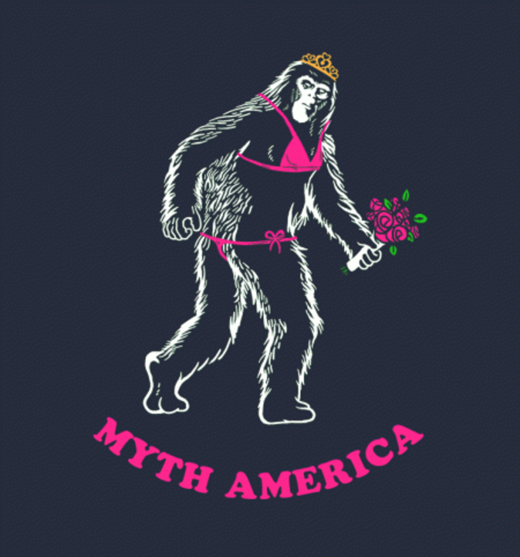 BustedTees: Myth America