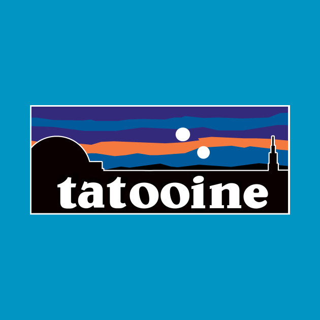 TeePublic: Tatooine T-Shirt