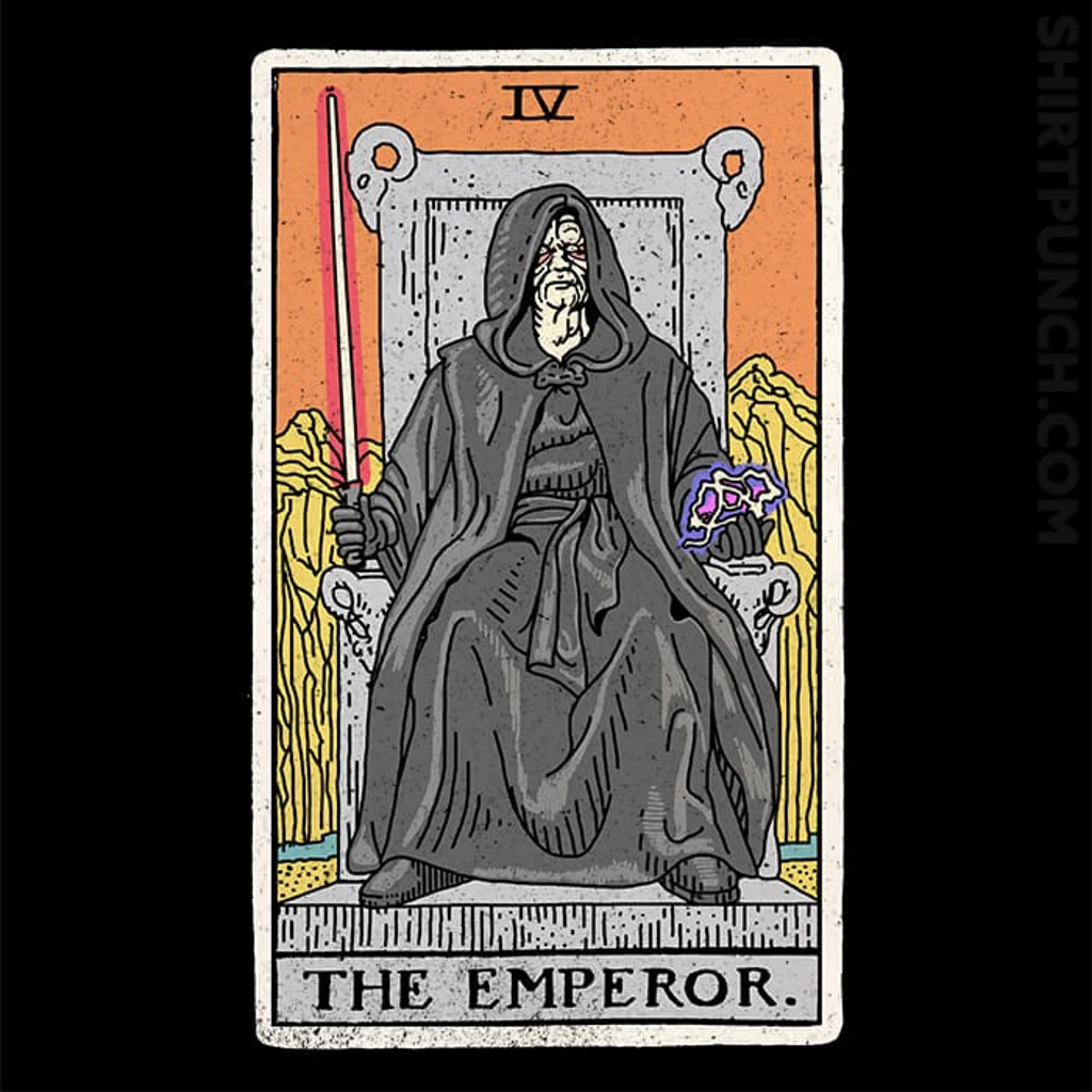 ShirtPunch: The Emperor