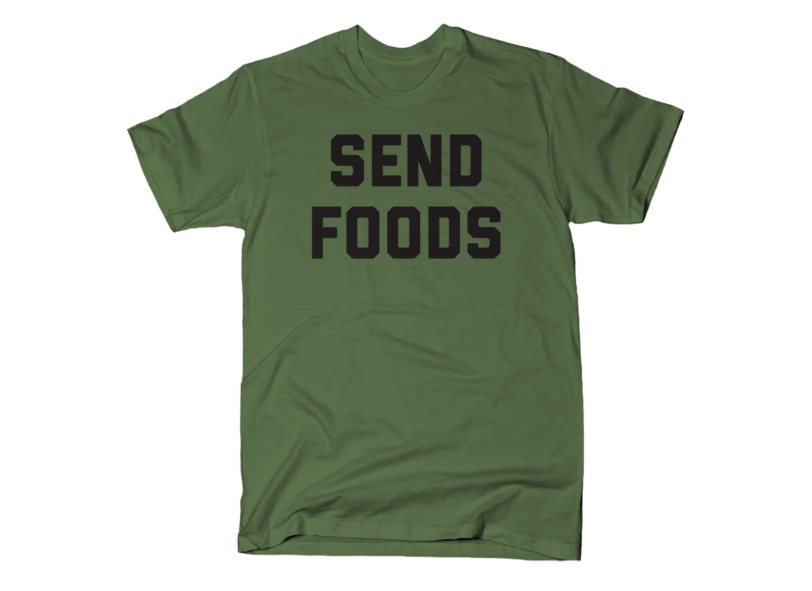 SnorgTees: Send Foods