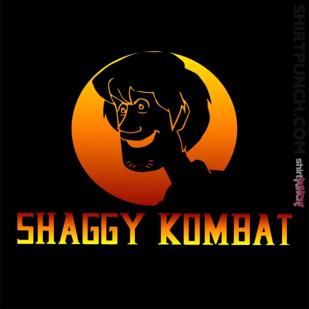 ShirtPunch: Shaggy Kombat