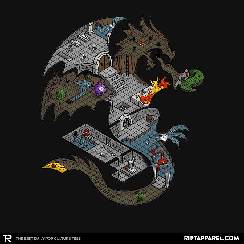 Ript: Dungeons in Dragons