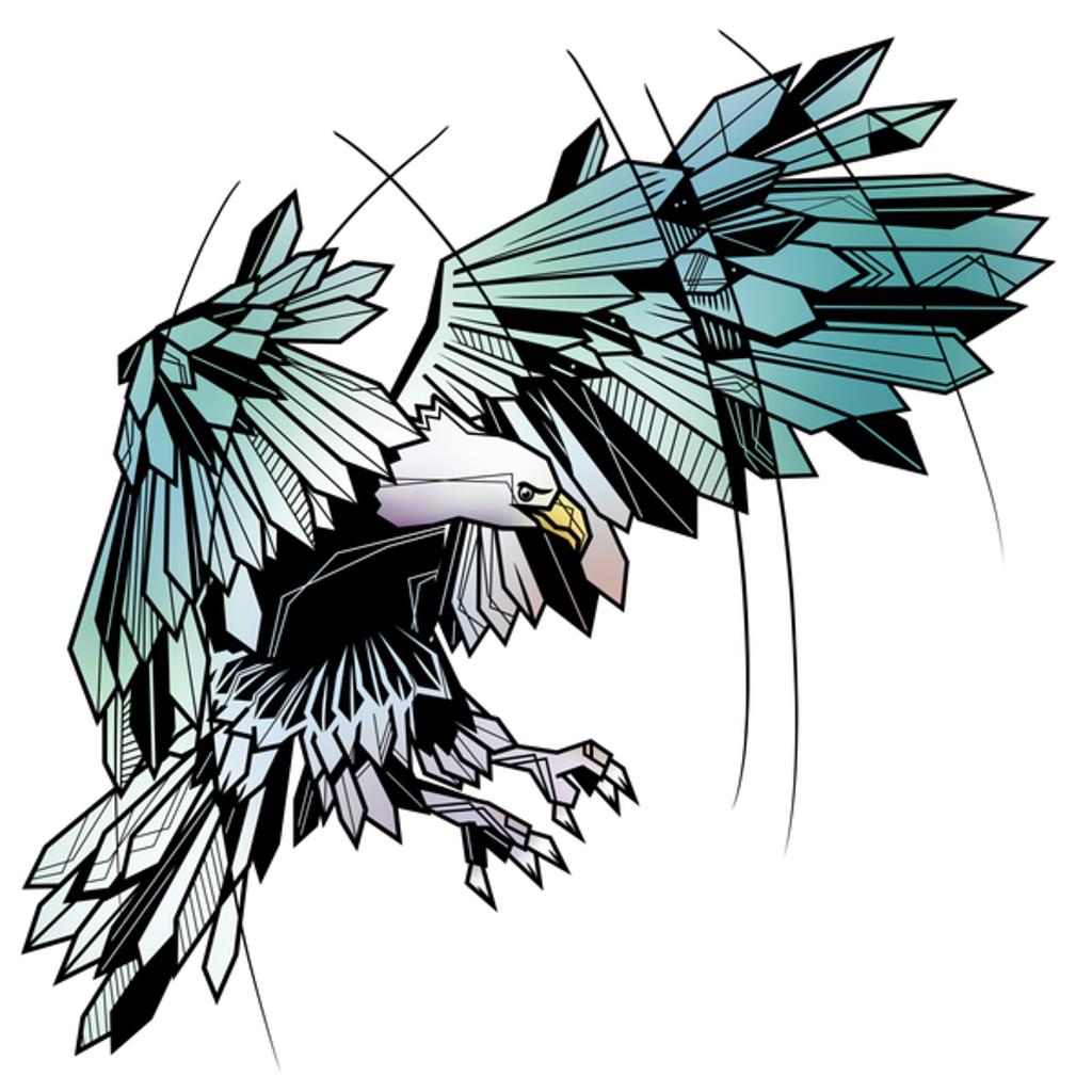 NeatoShop: Flying eagle geometric
