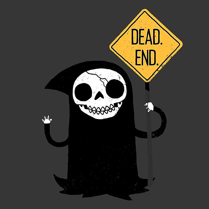 Once Upon a Tee: Dead End