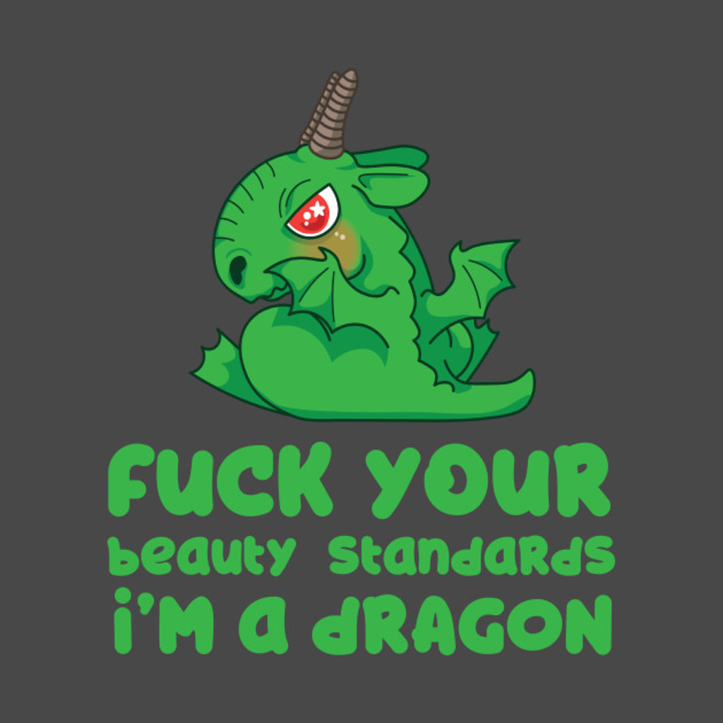 TeePublic: Fuck Beauty Standards