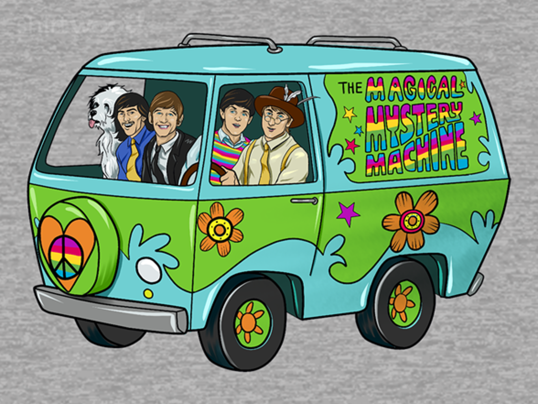 Woot!: The Magic Mystery Machine