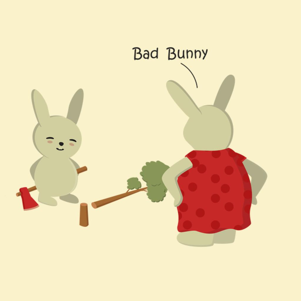NeatoShop: Bad Bunny