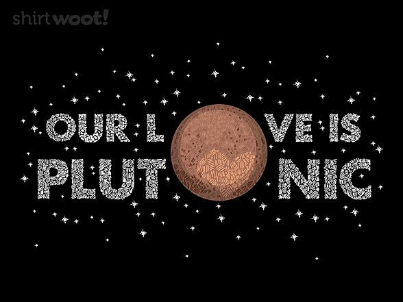 Woot!: Plutonic Love